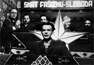 World War II and the establishment of the National Anti-Fascist Council of the People's Liberation of BiH