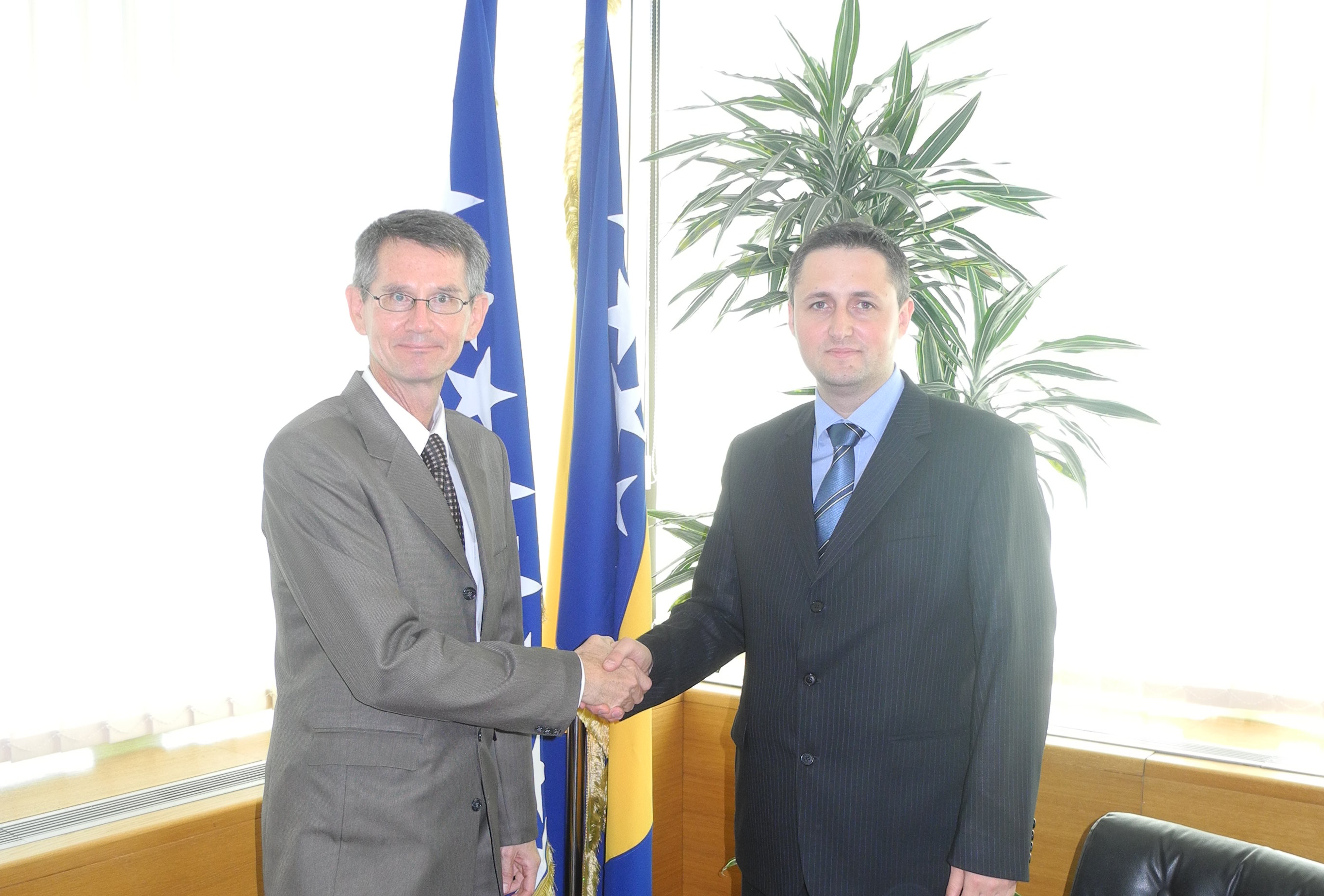 Head of the OSCE Mission to BiH congratulated the House of Representatives on activism and enthusiasm