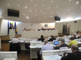 Parliamentary Assembly of BiH 2015.